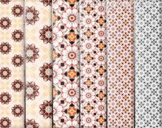 650+ Free Photoshop Patterns - great for digital scrapbooking and website backgrounds