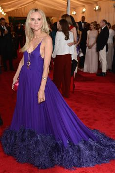 Diane Kruger + Prada
