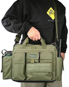 c3abd9d2111e Maxpedition Last Resort Tactical Attache Molle Backpack