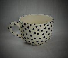 Jumbo Mug by hopesndreams on Etsy, $24.00