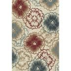 Melody Multi 7 ft. 10 in. x 10 ft. 10 in. Indoor Area Rug