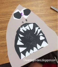 Draw Sharks Dream Big Kinders: Five for Friday - Very Hungry Caterpillar, Sharks, End of The Year and MORE!