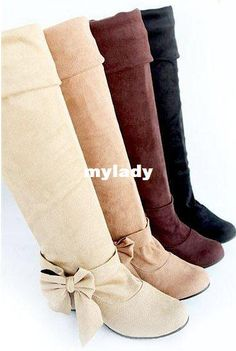 9abbb850826efa Wholesale 2013 winter high-leg boots elevator heels new arrival wedges bow  women winter shoes