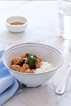 Food and Cook, pollo con salsa de soja, miel y sésamo
