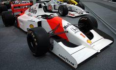 McLaren MP4/7A - Honda