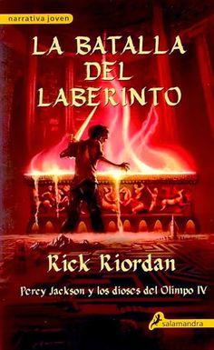 La Guardia de Los Libros : La Batalla Del Laberinto, Saga Percy Jackson Y Los...