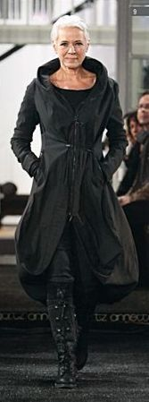annette gortz coat - Google Search