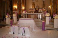 altare decorazioni cubi