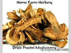 Porcini Mushrooms Dried, Order now, FREE shipping in Colorado CO - Free Colorado SuperAds