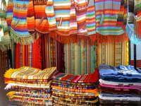 quito Ecuador - market