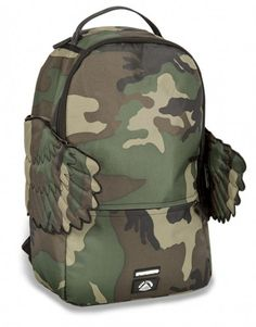 e8a3188afad Black Pyramid CB Woodland Wings Backpack   Sprayground Backpacks, Bags, and  Accessories Black Pyramid