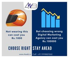 CHOOSE RIGHT STAY AHEAD More Detail: www.4web.in #digitalmarketing #marketing #socialmediamarketing #socialmedia #seo #business #branding #onlinemarketing #contentmarketing #entrepreneur #marketingstrategy #advertising #digital #instagram #digitalmarketingagency #marketingtips #webdesign #smallbusiness #design #graphicdesign #startup #website #digitalmarketingtips #marketingagency #emailmarketing #internetmarketing #4webindia #Vadodara #India #covid19 Digital Marketing Services, Email Marketing, Content Marketing, Internet Marketing, Social Media Marketing, Website Development Company, Competitor Analysis, Business Branding, Ecommerce