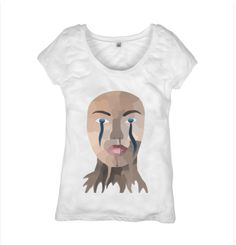 Check out this Face It with a trendy design from one of our most popular categories. Printed on our classic t-shirt, this product is perfect this summer. Available now with fast fulfilment.#faceit #creative #organic #ecofriendly #design #designedtshirts #thatgirl