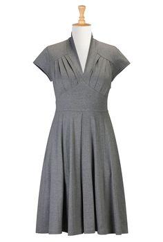 Jersey Dress , Outfits For Women Womens stylish dress | Party Dresses | Women´s Going Out Dresses | eShakti.com