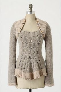 sweater! sewing