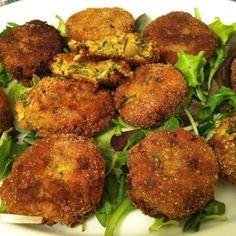 Polpette di pollo Baked Potato, Carne, Hamburger, Veggies, Potatoes, Baking, Ethnic Recipes, Ottawa, Food
