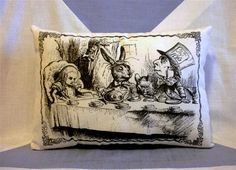 Alice In Wonderland  Mad Hatter's Tea Party  by VintageStyleHome, £6.99