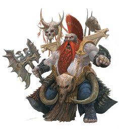 Dwarf Slayer by AlexBoca.deviantart.com on @DeviantArt