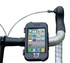 Tigra BikeConsole iPhone 4/4S & 3GS Fahrradhalterung #gadget #bike #iphone #mount