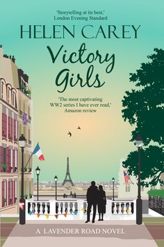 Victory Girls (Lavender Road Book by [Carey, Helen] Best Books To Read, My Books, Art Of Love, Book Nooks, The Other Side, Nonfiction Books, Book Publishing, Book Series, How To Introduce Yourself
