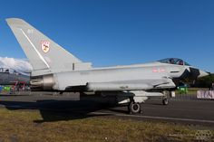 Eurofighter Typhoon ZK331 Royal Air Force
