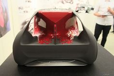 Smart 2045 Megacity Vehicle by Philip Wilhelm