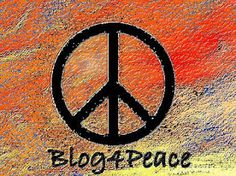 Feel free to place this on your blog.  Be a blogger for peace. November 4, 2012.  mimilenox.com