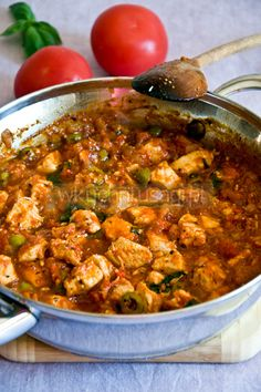 Curry Recipes, Healthy Recipes, Salty Foods, Xmas Food, Polish Recipes, Kitchen Recipes, Easy Cooking, Food To Make, Dinner Recipes