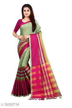 Sarees Colorful Art Silk Saree Fabric: Saree - Art Silk  Blouse - Art Silk  Size: Saree Length With Running Blouse- 6.3 Mtr Work - Printed  Country of Origin: India Sizes Available: Free Size   Catalog Rating: ★4 (431)  Catalog Name: Free Mask Bettina Art Silk Sarees With Tassels And Latkans CatalogID_112606 C74-SC1004 Code: 423-12397114-747