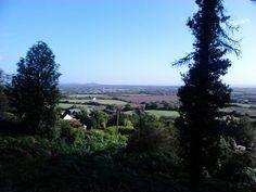 Tara hill, near gorey,co. Wexford Ireland, Vineyard, Outdoors, River, Mountains, Nature, Photography, Naturaleza, Photograph