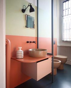 Our last bathroom in Milan apartment with resin (Rezina)