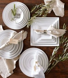 Our Top Tips for Choosing White Dinnerware
