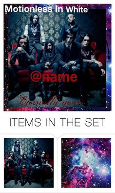 """Motionless In White Icon"" by gabbys-icons ❤ liked on Polyvore featuring art"