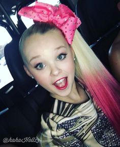 Added by #hahah0ll13 Dance Moms JoJo Siwa