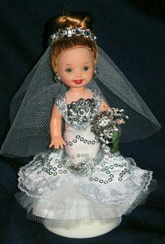 Cute KElly Bride Doll