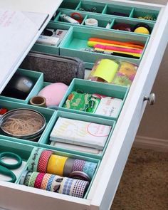 Back to school, back to work, back to reality. Before you kick it into high gear, organize your life, starting with your stationery drawer!#backtoschool #backtowork #organization #stationery #personaltouch #theartofwriting #printedmatterpaper