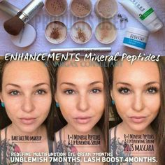 Rodan + Fields is ALL you need! Trust me, give it a try, you won't regret it. (If for some crazy reason you do - we've got you covered- 60 day empty bottle money back guarantee!!!) R +F mineral peptide powder ✔ Light weight  ✔ Absorbs excess oil ✔ Will NOT clog pores ✔ SPF 20 protects against UVA/UBV  ✔ Evens complexion  ✔ Reduced redness ✔Contains those magical little peptides to fight against fine lines and wrinkles  ✔ Kabuki brush treated to repel and destroy bacteria