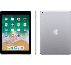 Buy Space Grey 2018 Apple iPad iOS Wi-Fi & Cellular, from our View All Tablets range at John Lewis & Partners. Ipad Pro Apple, Apple Tv, Buy Apple, Ipad 4, Ipad Mini, Ipad Pro 12, Wi Fi, Internet Anschluss, Apps