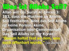 [DE] Was ist Allahs Seil?