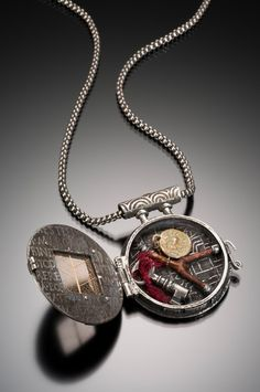 Story Locket with Treasures