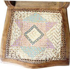 69fd1b733c77 Tuto   Comment upcycler une chaise cannée – Label Emmaüs x A little  Mercerie   Label