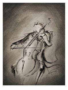 Cellister (dekorativ konst) - Posters på AllPosters.se