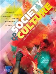 Society and Culture: Preliminary and HSC - 9780170365505