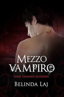 """Valy BooksLover: Segnalazione Libro: """"Mezzo Vampro"""" di Belinda Laj"""