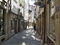 Lovely Santiago de Compostela