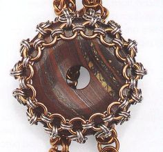 Customer Image Gallery for Beaded Chain Mail Jewelry: Timeless Techniques with a Twist (Lark Jewelry Books)