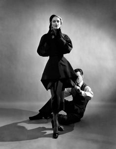 Couture by Charles James