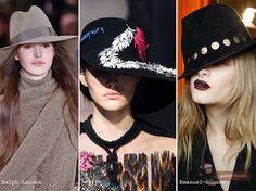 Красота и тепло: модные шапки сезона +2016