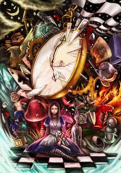 Alice by *f-wd on deviantART