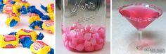CeciStyle V101 - Sparkle and Shine - Recipes for Style - Bubblegum Vodka